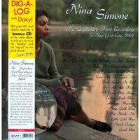 NINA SIMONE - The Legendary First Recordings NYC 1957 : DOXY (ITA)