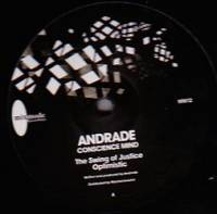 ANDRADE - Conscience Mind : 12inch