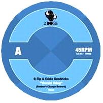 Q-TIP & EDDIE KENDRICKS - Vivrant Thing (Redmo's Change) : 7inch
