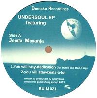 JENIFA MAYANJA / MARCO NEGA - Undersoul EP : 12inch