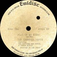 UPSETTER REVUE (HEPTONES & CONGOS & JUNIOR - Play On Mr Music : 10inch