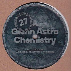 GLENN ASTRO - Chemistry EP : 12inch