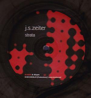 J.S. ZEITER - Strata : MCMLXV (UK)