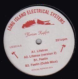 FLORIAN KUPFER - Lifetrax : 12inch