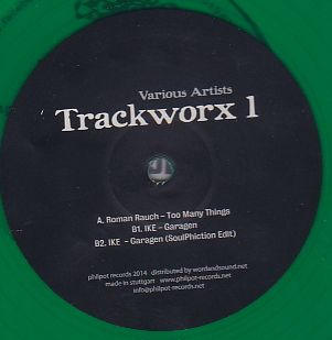 VARIOUS - Trackworx 1 : 12inch
