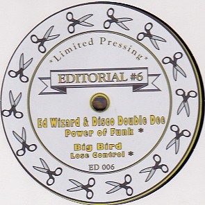 VARIOUS - Editorial #6 : 12inch