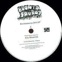 VA - Brontosaurus 2014 EP : PERMANENT VACATION <wbr>(GER)