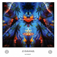 J.D. EMMANUEL - Time Traveler : 2LP
