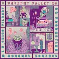 VARIOUS ARTISTS - Uncanny Valley 20.3 : 12inch