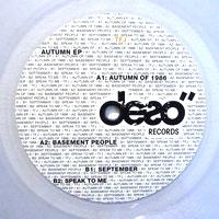 TFJ - Autumn EP : DESO <wbr>(DEN)