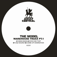 THE MODEL - Warehouse Traxx pt1 : 12inch