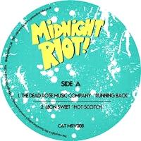 VARIOUS - Midnight Riot Volume 6 Sampler : MIDNIGHT RIOT (UK)