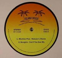 VARIOUS - Island Disco - The Funky Sound Of The Caribbean : 12inch