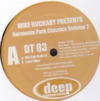 MIKE HUCKABY - Harmonie Park Classics Vol. 2 : 12inch