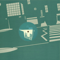 MGUN - Resin EP : 12inch