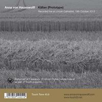 ANNA VON HAUSSWOLFF - Källan(Prototype) : LP
