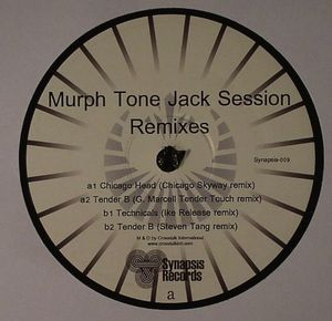VARIOUS - Murph Tone Jack Sessions Rmxs : SYNAPSIS (US)