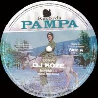 DJ KOZE - Amygdala Remixes II : 12inch