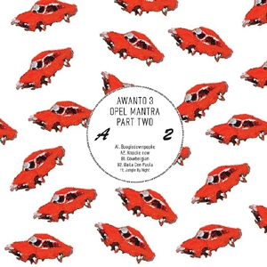 AWANTO 3 - OPEL MANTRA PT.2/3 : 12inch