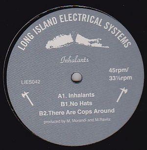 INHALANTS - Inhalants : 12inch