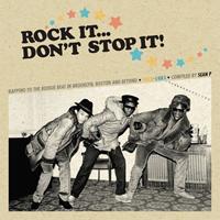 VA - Rock It, Don't Stop It (comp.by Sean P) : 2LP+CD