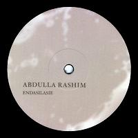 ABDULLA RASHIM - Endasilasie : 12inch