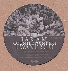 J.A.K.A.M. - Counterpoint EP.4 : 7inch