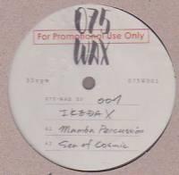 IKEDA X - 075-WAX EP 001 : 12inch
