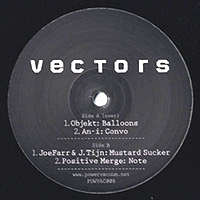 VARIOUS - Vectors : POWER VACUUM (UK)