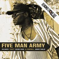 DILLINGER, TRINITY, WAYNE WADE, AL CAMPBELL, JUNIO - Five Man Army : 12inch