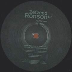 ZEFZEED - Ronson EP : 12inch