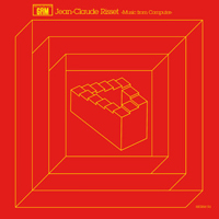JEAN-CLAUDE RISSET - Music from Computer : RECOLLECTION GRM (AUS)