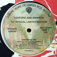 ASHFORD & SIMPSON - One More Try / Tried, Tested & Found True : RHINO/WARNER BROS. (UK)