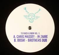 CHRIS MASSEY / OOSH! - To Track & Ruin Vol. 5 : 12inch