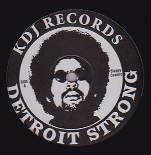 MOODYMANN - Sloppy Cosmic : KDJ (US)