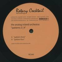 THE ANALOG ROLAND ORCHESTRA - Patterns 3|4 : ROTARY COCKTAIL (GER)