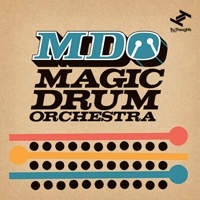 MAGIC DRUM ORCHESTRA - MDO : CD