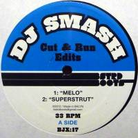 DJ SMASH - Cut & Run Edits : BASTARD BOOTS (US)