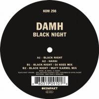 DAMH - Black Night : 12inch
