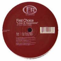 FIRST CHOICE - Love & Happiness : 12inch