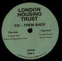CD - Them Back : 12inch