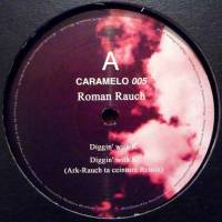 ROMAN RAUCH - Diggin' with K : 12inch