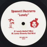 SPAVENTI DAZZURRO - Lonely : COS_MOS (HOL)