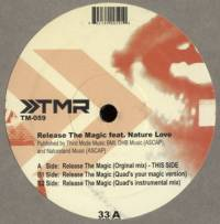 NATURE LOVE - Release The Magic : 12inch