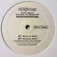 BASSMENTAL - 6:23 Again Trackin Ya Down EP : NITE GROOVES (us)