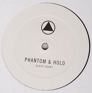 PHANTOM & HOLD - Glass Heart : 12inch
