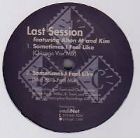 LAST SESSION / THE INNOCENT - UNTITLED : 12inch