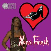 MONA FINNIH - I Love Myself / People Of The World : 12inch