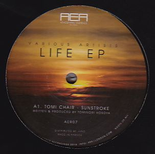 TOMI CHAIR / OURRA / MILES SAGNIA - Life EP : ATMOSPHERIC EXISTENCE (UK)