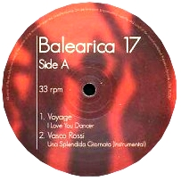 VARIOUS - BALEARICA 17 : 12inch